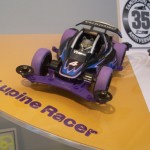 mini4WD Lupine Racer Vs Chassis