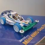 mini4WD Dog Racer Super II