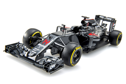 McLaren HONDA MP4-31 2016 Spanish GP
