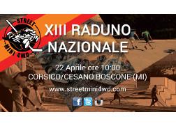 XIII Raduno Nazionale Street mini4WD