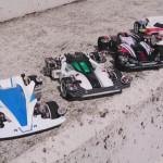 3 car Team a