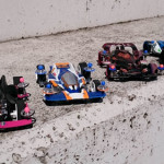 5 car Team c