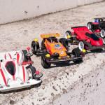 6 car Team d