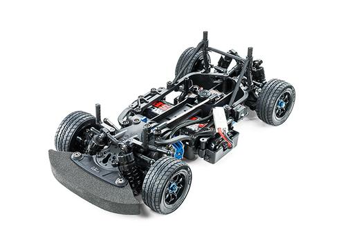 TELAIO M07 2WD Trazione Anteriore 1:10