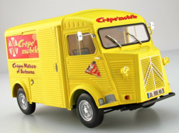 CITROEN H Crepe Mobile