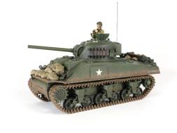 US SHERMAN M4A3 RC Scala 1:24