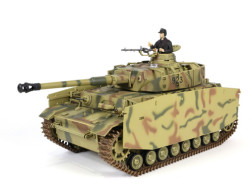 GERMAN PANZERK. IV AUSF. H RC scala 1:24