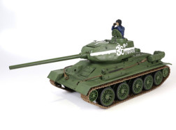 RS CARRO T34/85 RC Scala 1:24