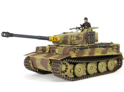 GERMAN TIGER I RC Scala 1:24