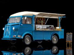 CITROEN H Van Mobile Kitchen