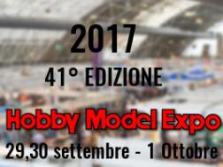 Hobby Model Expo 41° Edizione