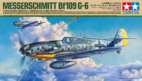 MESSERSCHMITT BF109 G-6