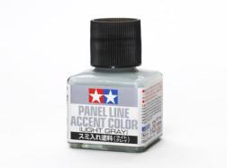 PANEL ACCENT LINE Light Gray