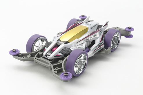 DCR-01 Purple Special Telaio MA