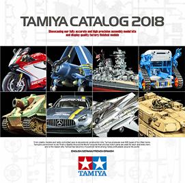 Catalogo TAMIYA KIT 2018