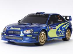 SUBARU IMPREZA WRC Mexico 2004 Telaio TT-01E 4WD