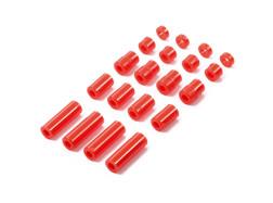 SET SPESSORI PLASTICA RED (20)
