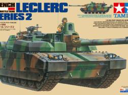 CARRO FRANCESE Leclerc 2