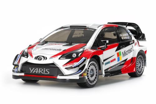 TOYOTA YARIS RALLY WRC 2018 Telaio TT-02