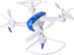 DRONE TRACER con OPTICAL FLOW