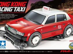 mini4WD HONG KONG Taxi Telaio FM-A