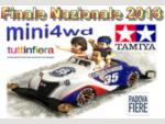 FINALE NAZIONALE mini4WD 2018