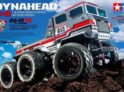DYNAHEAD 6×6 Telaio G3-01TR