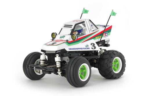 COMICAL GRASSHOPPER 2WD