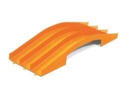PONTE 3 CORSIE Orange
