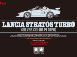 LANCIA STRATOS TURBO Silver Edition