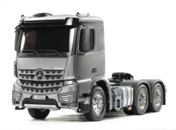 MERCEDES AROCS 3363 Light Gun Metal