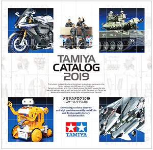 CATALOGO TAMIYA KIT 2019