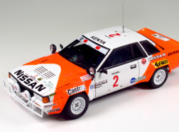 NISSAN 240RS Gr.B Rally Safari 84 KIT 1:24