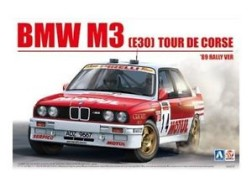 BMW M3 Tour De Corse KIT 1:24