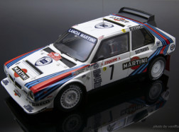 LANCIA DELTA S4 Rally Mont. '86 KIT 1:24