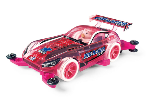 PIG RACER GT Pink Telaio MA