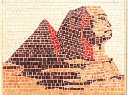 MOSAICO PIRAMIDI 34×27