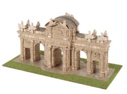 PORTA ALCALA' MADRID Scala 1:150 15,5x30x7