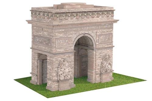 ARCO DI TRIONFO PARIGI Scala 1:180 36x8x28