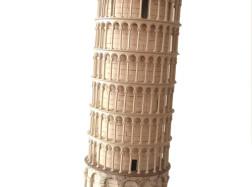 TORRE DI PISA Scala 1:165 12x12x34