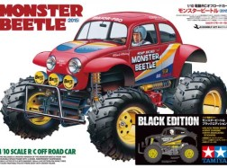 MONSTER BEETLE Black Edition 2WD