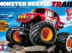 MONSTER BEETLE TRAIL 4WD Telaio GF-01TR