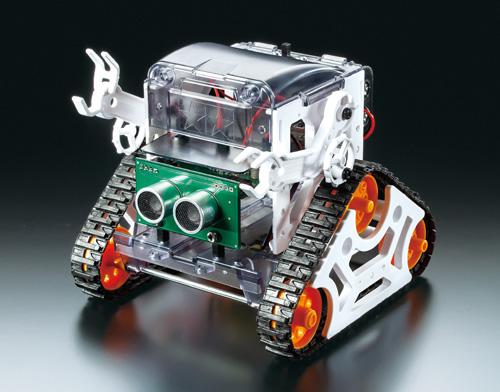 MICROCOMPUTER ROBOT