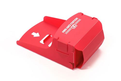 ACCHIAPPA mini4WD Red Version