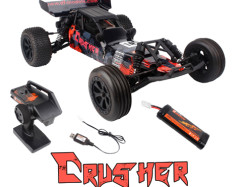 CRUSHER BUGGY 2WD 1:10 (DF3026)