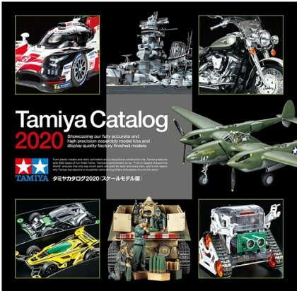 CATALOGO TAMIYA KIT 2020