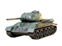 CARRO RUSSO T34/85