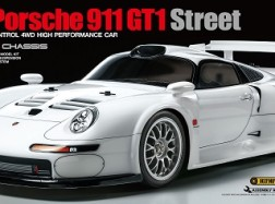 PORSCHE 911 GT1 Telaio TA03R-S 4WD