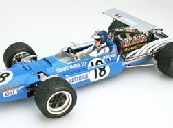 MATRA MS11 F1 BritIsh GP 1968 1:12