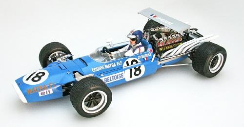 MATRA MS11 F1 BritIsh GP 1968 1:12